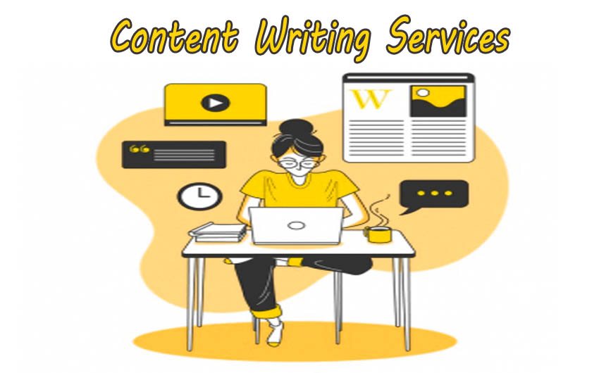 Content Writing Services Companies in Pakistan